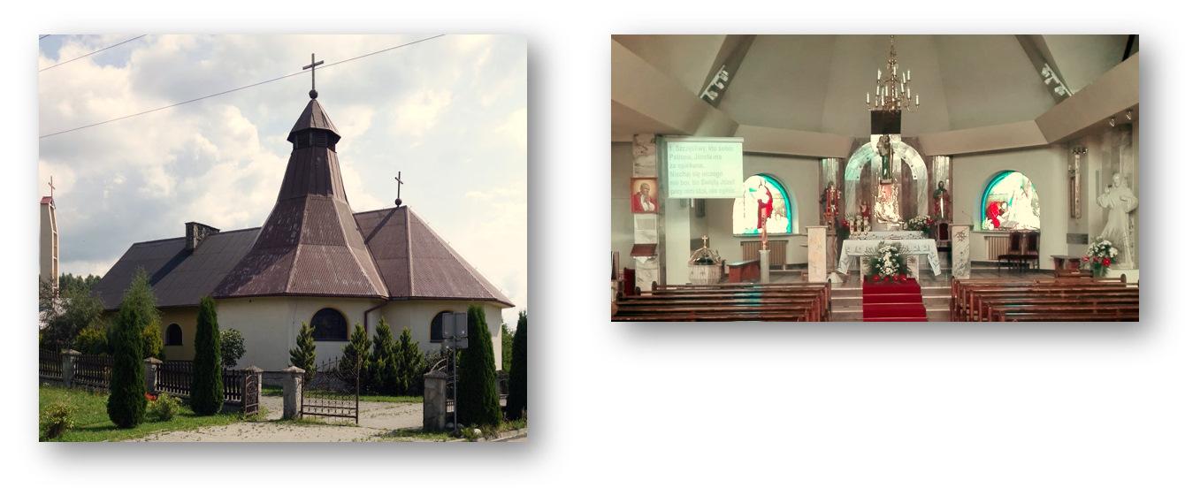 Kościół św. Józefa Robotnika w Krośnicy