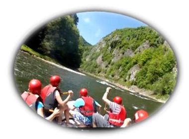 Rafting i spływ kajakiem