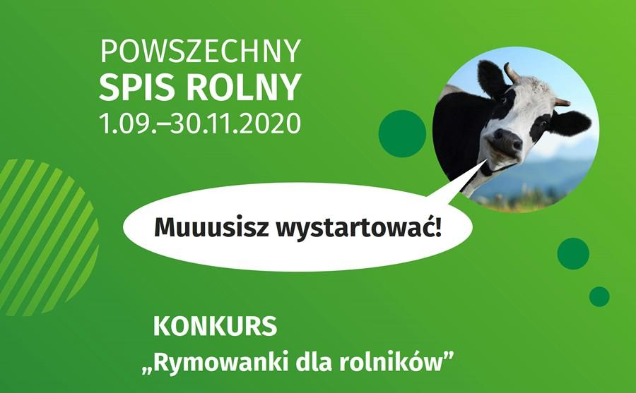 Plakat - Rymowanki dla rolników