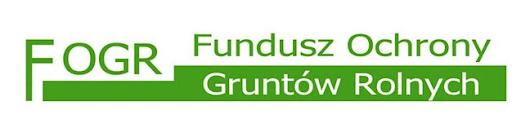 logo Fundusz Ochrony Gruntów Rolnych
