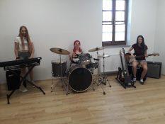 Rozwijają się muzycznie i wokalnie w CKiP